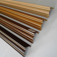 Buy aluminum frames on bkalprof.com. Profiles for window ledges