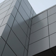 Facade profiles  - for suspended ventilated facades