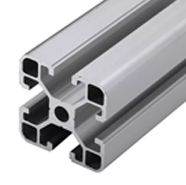 Industrial aluminum profiles by BK-ALPROF