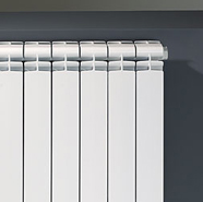 Radiators – system of profiles for heating radiators