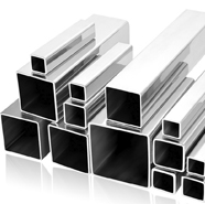 Square tube aluminum sizes - all options from standard to custom